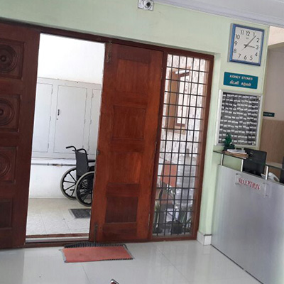 aarogya clinic infrastructure