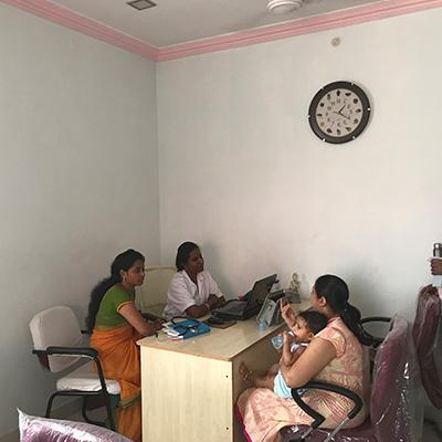 aarogya clinic infra
