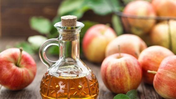 Apple cider vinegar and lemon juice | Best Homeopathy Clinic in India for Kidney Stone
