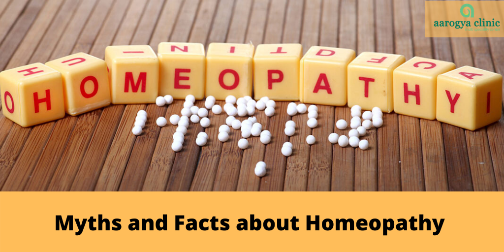Myths and Facts about Homeopathy
