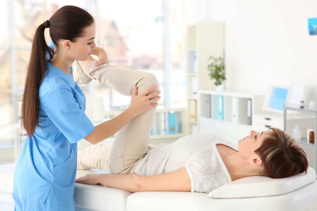 Physiotherapy centres