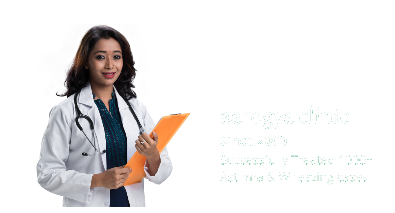 Best Homeopathy Doctor For Asthma and Wheezing