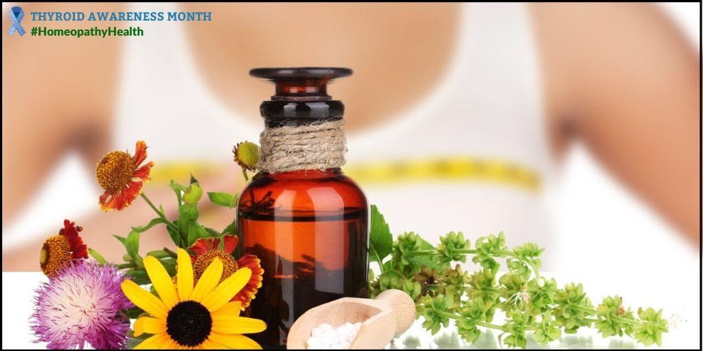Homeopathy For Thyroid | Homeopathy For Thyroid Disorders In India