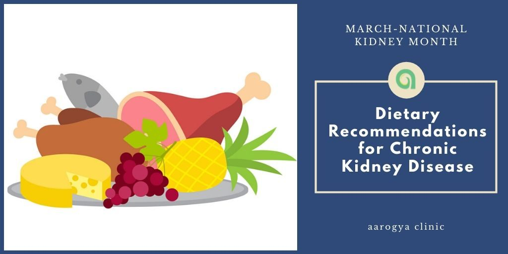 Dietary Recommendations |  Homeopathy Treatment for Kidney Disease in Vellore, India | aarogya clinic